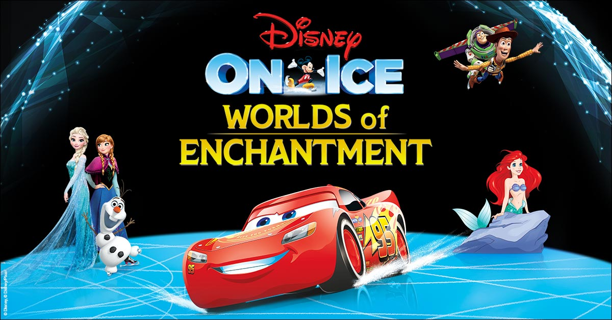 Enter to win a St. Louis family four pack to Disney on Ice World of Enchantment.