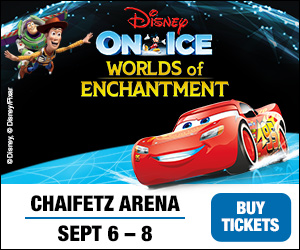 Tickets to Disney on Ice World of Enchantment at Chaifetz Arena in St. Louis.