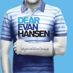 Dear Evan Hansen Tickets at the Fabulous Fox Theatre.