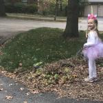 Easy DIY Unicorn Costume For Halloween