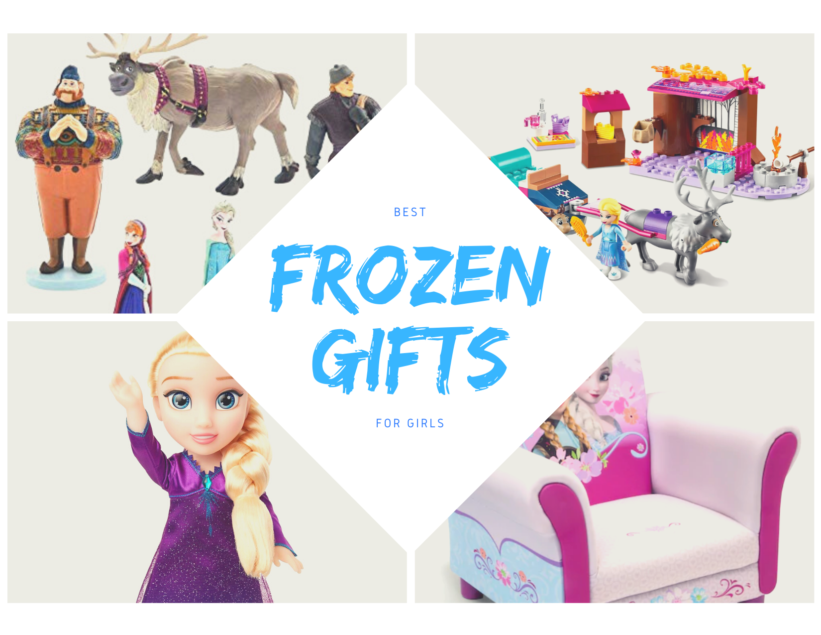 Best Frozen gifts for girls.
