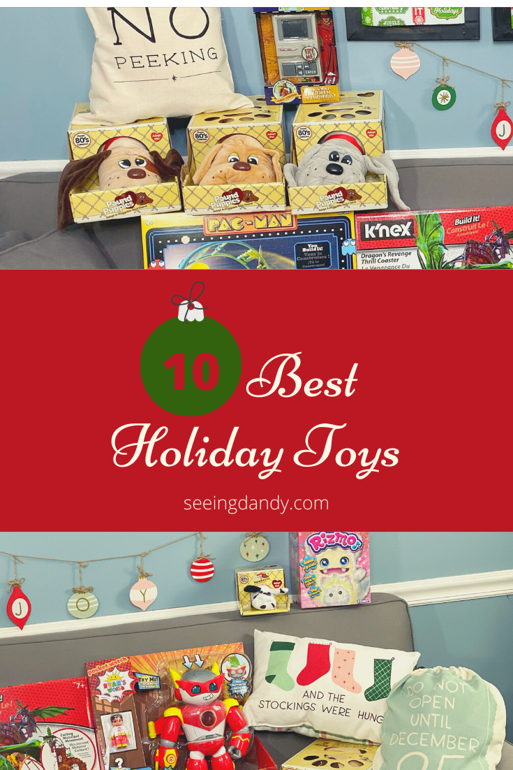 Best holiday toys for under the Christmas tree.