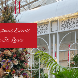 St. Louis Missouri Botanical Garden Christmas Events
