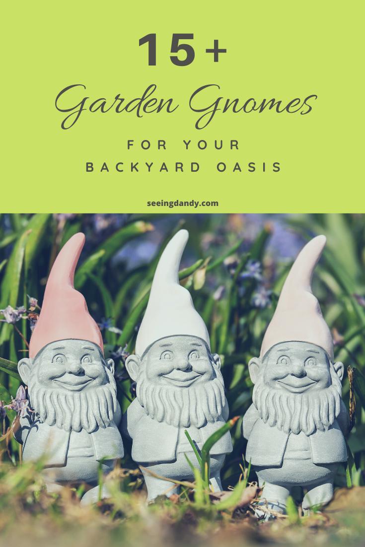 best garden gnomes