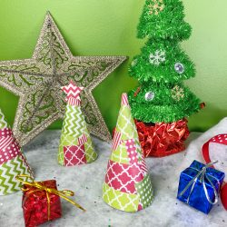 DIY Whoville Christmas Tree Craft