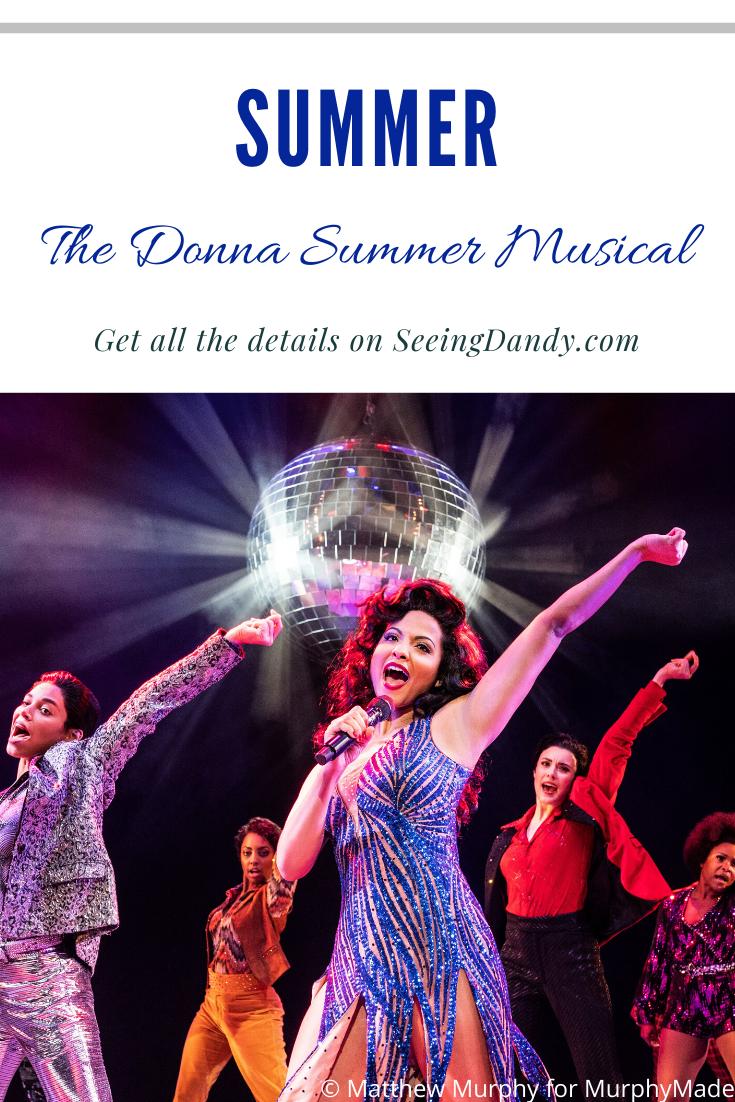 Donna Summer Musical in St. Louis Missouri.
