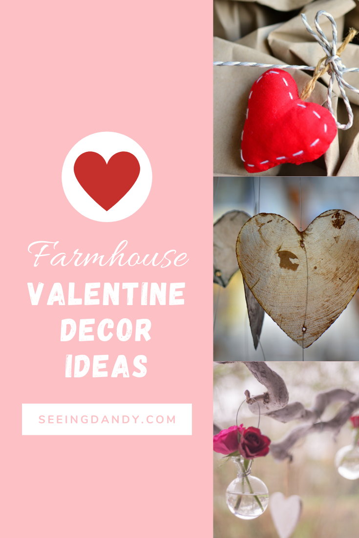 Farmhouse Valentine Decor Ideas