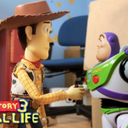 Toy Story 3 In Real Life Is Pure Magic