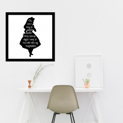 Alice in Wonderland disney inspired imagination printable
