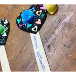 Book Buddies Easy DIY Bookmark Craft for Kids