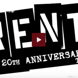 Rent on Tour 20th anniversary tour