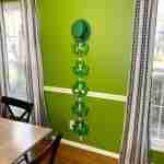 DIY Leprechaun Wall Decor Farmhouse Style Door Hanger