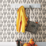 DIY Removable Wallpaper That's Peel And Stick