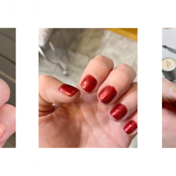 DIY gel nails gel moment