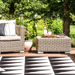 Best Patio Rugs That You Need For Your Backyard Oasis