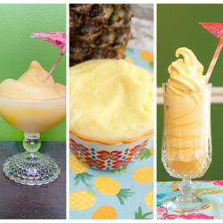 delicious dole whip recipes, disney, disneyland, disney world, disney food