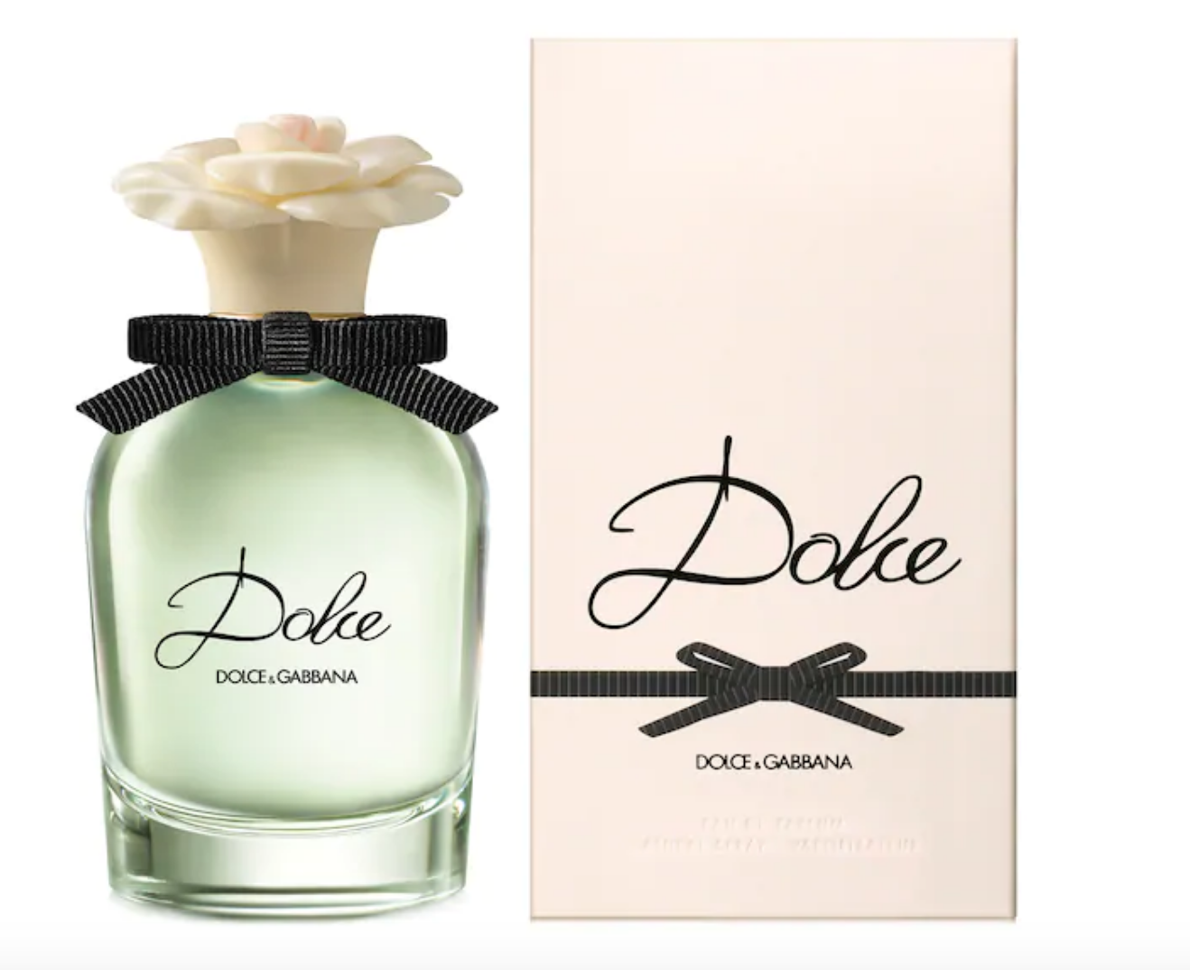 Dolce and Gabbana Dolce fragrance perfume millennial mom gift ideas