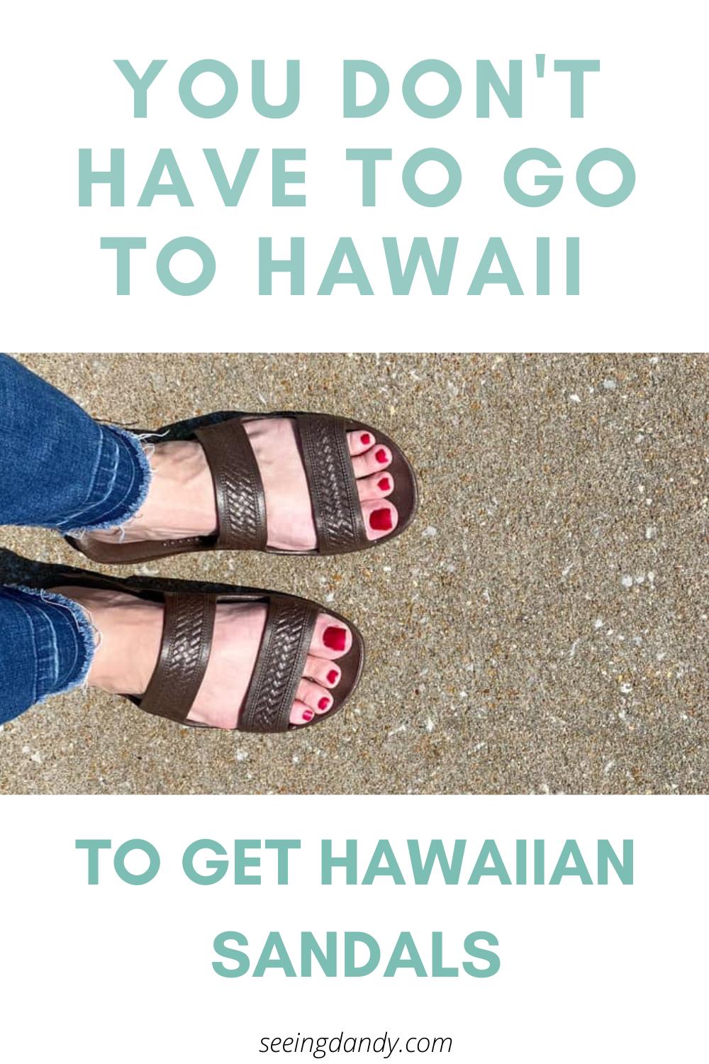 Best beach shoes for Hawaii vacation