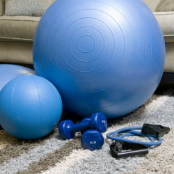 home fitness ideas