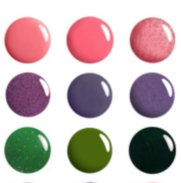 GelMoment summer nail colors