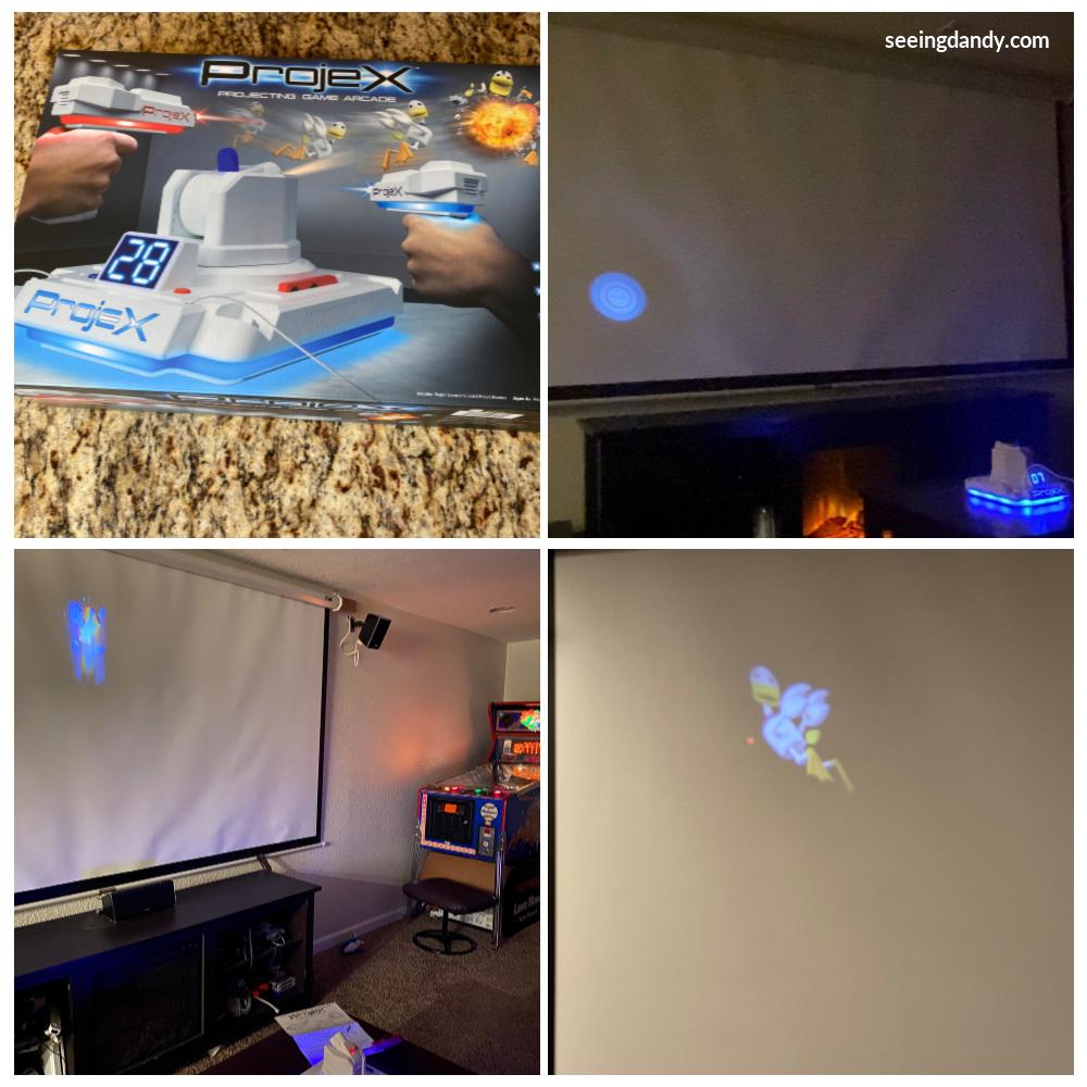 projex arcade game
