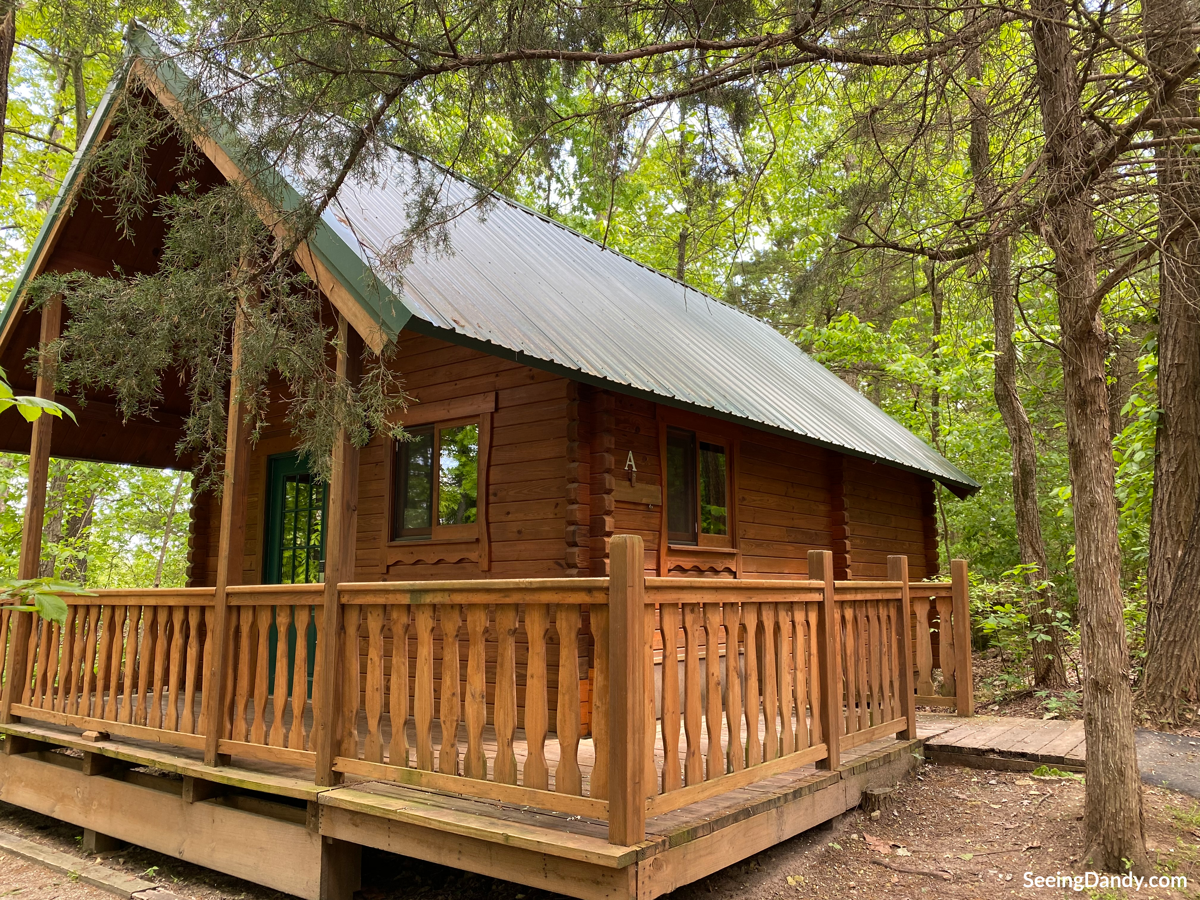 Klondike park cabin, missouri cabin rentals, St. Charles County cabin, family vacation, family trip, st. louis family