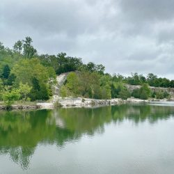Klondike Park lake, katy trail, family hiking, hiking near st. louis