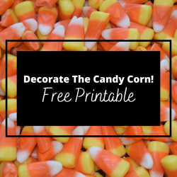 candy corn printable, free printable, halloween party ideas, family fun, fall fun, halloween fun, national candy corn day