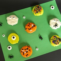 Halloween Dipped Chocolate Oreo, cookie recipes, delicious recipes, holiday recipes, halloween recipe