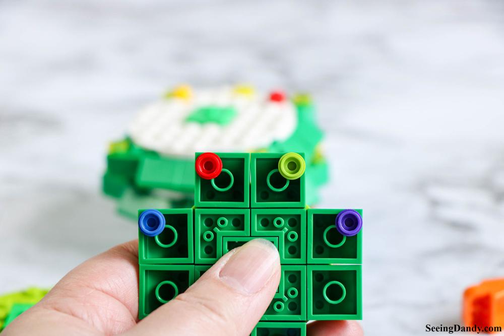 kids craft, lego craft, holiday crafts