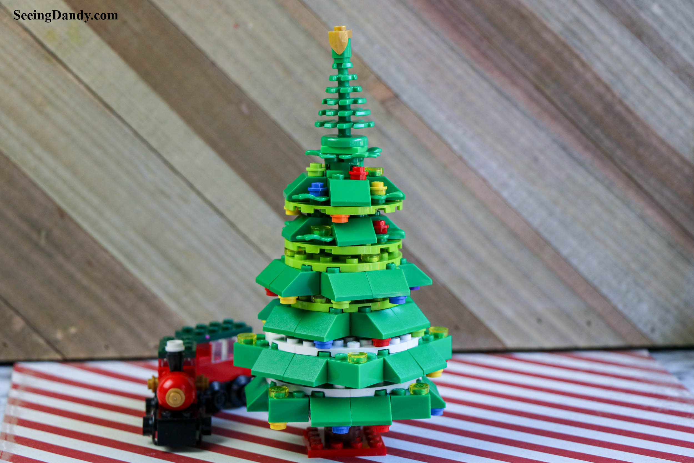 diy lego christmas tree, lego train, christmas train, holiday decorations, christmas decor, kid crafts, easy crafting