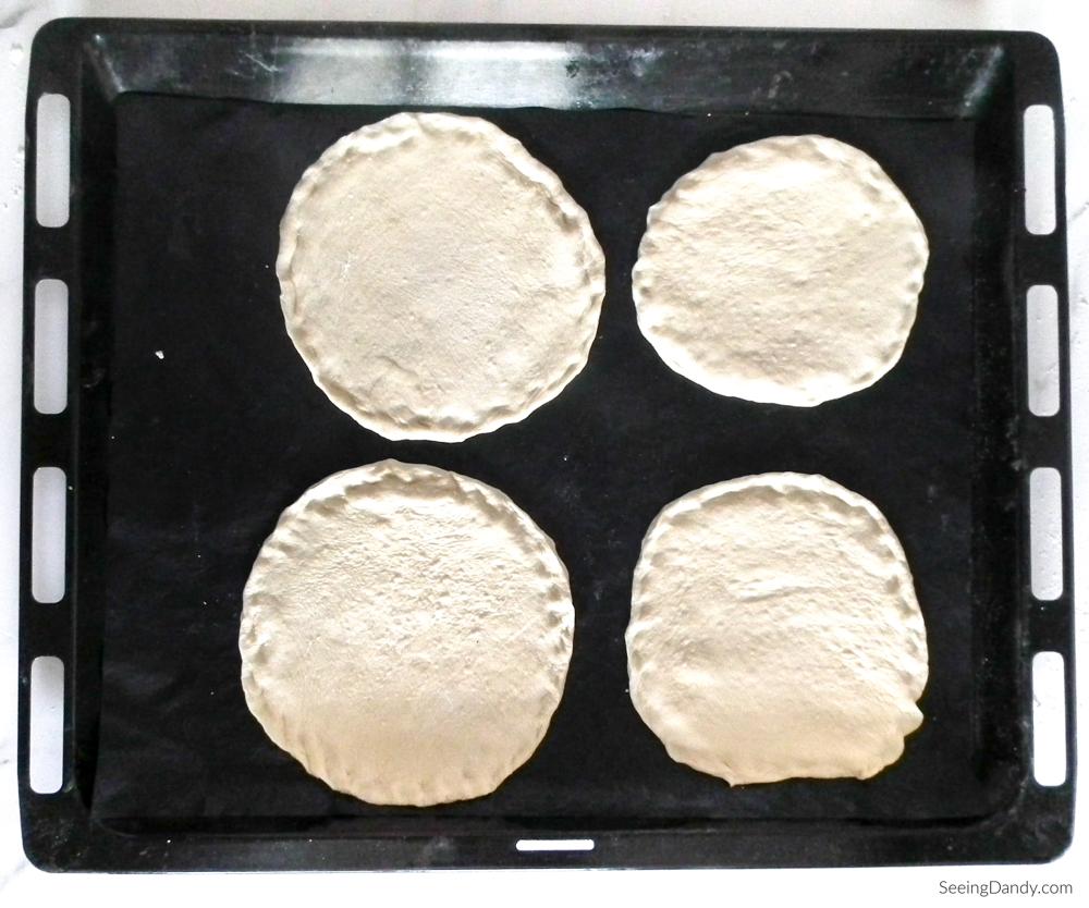 baked pita bread, pita chips