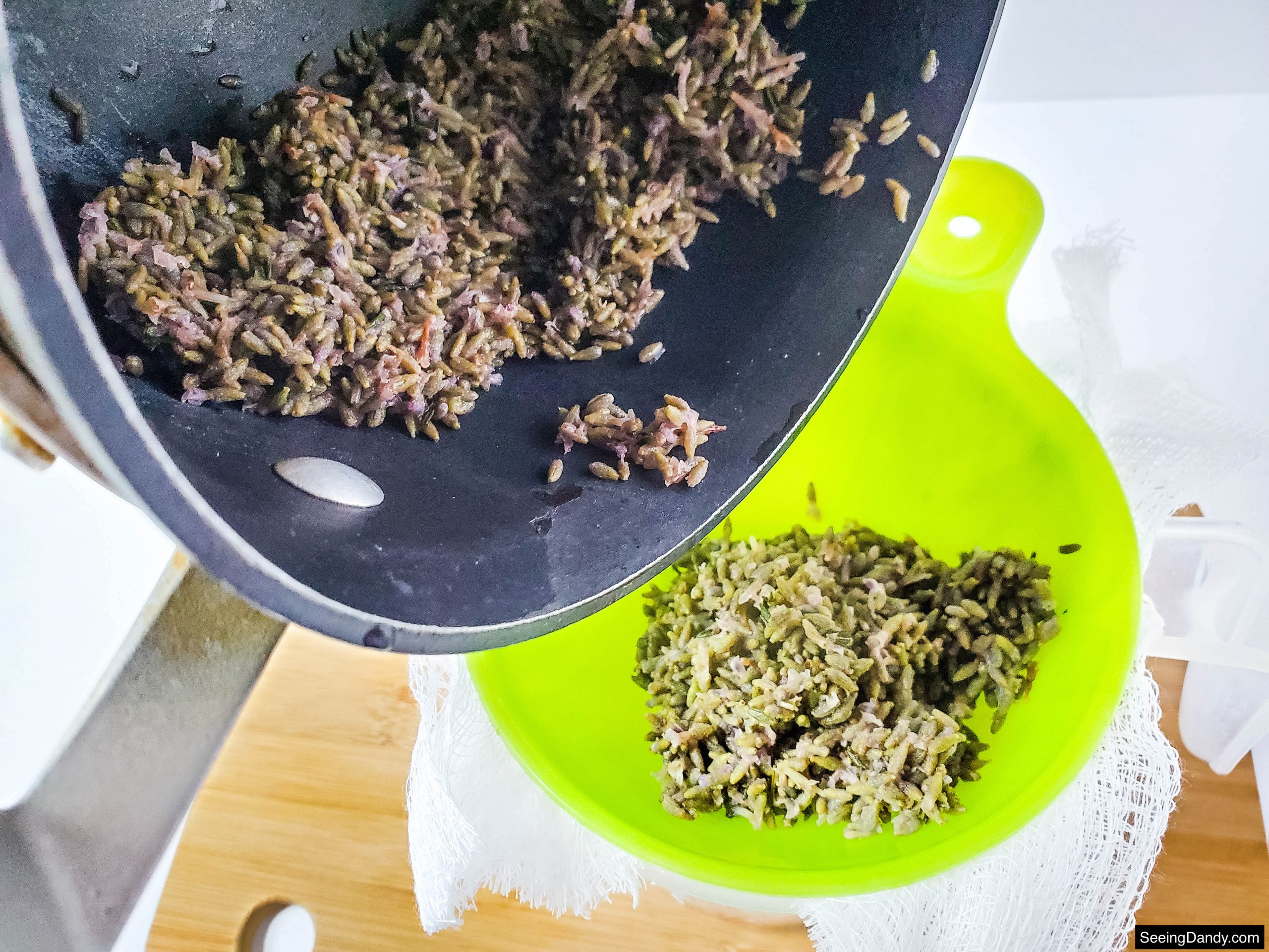 dried lavender flowers recipe, cheesecloth