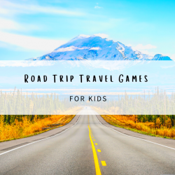road trip bingo, travel games, road trip, road tripping, family travel, travel with kids, games for kids, family games, board games