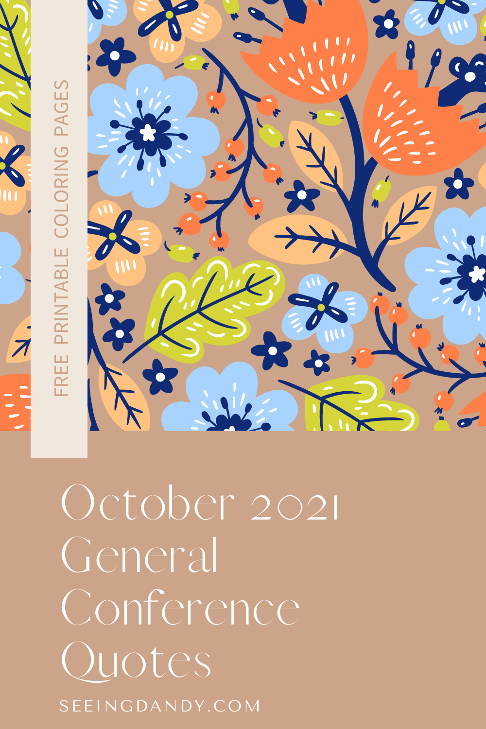 general conference quotes coloring pages